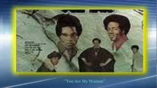 "Damon Harris Tribute ""You are my woman"".wmv"