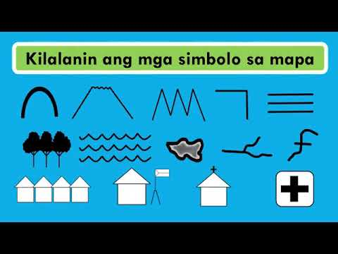 Download Mga Simbolo sa Mapa  Grade 3