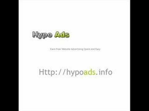 Hypo Ads.Info Free Advertising