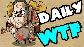 Dota 2 Daily WTF - Pudge Tank