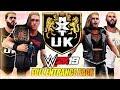 WWE 2K19 NXT UK FULL ENTRANCES PACK [Rhea Ripley, Travis Banks, Wolfgang & 20+ Superstars]