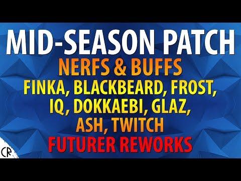 Mid-Season Patch LOTS OF BUFFS AND NERFS - 6News - Tom Clancy's Rainbow Six Siege