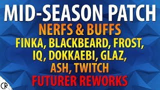 Mid-Season Patch LOTS OF BUFFS AND NERFS - 6News - Tom Clancy