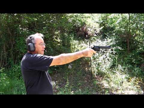 Glock 17 contre Manurhin MR73 1ère partie