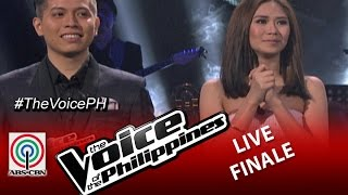 The Voice of the Philippines Top 2 Artists Announcement