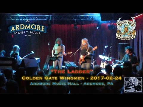 "2017-02-24 – Golden Gate Wingmen – ""The Ladder"" – Ardmore Music Hall"