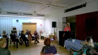 Petra Lindberg laulaa: Hetken tie on kevyt (Laura Närhi cover)