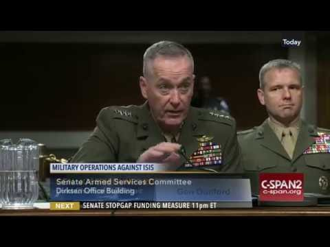 No-fly zone would require war with Syria and Russia - top US general