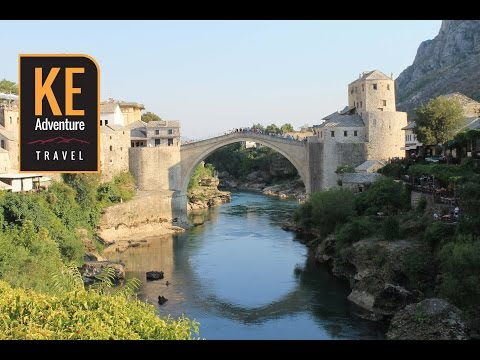 Bosnia - Mostar to Sarajevo Trekking Holiday with KE Adventure Travel