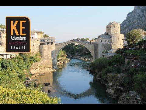 Bosnia - Mostar to Sarajevo Trekking Holiday with KE Adventure Travel