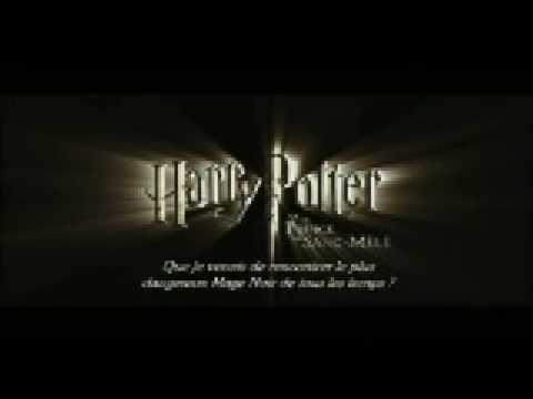 Harry Potter et le Prince de sang mêlé Bande annonce 1 Anglais VOST streaming vf
