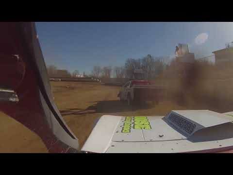 4/22/18 Shane Wolf Jr Street Stock Heat @ Five Mile Point Speedway