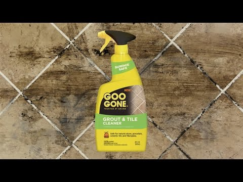 clean-dirty-grout-build-up-with-goo-gone-grout-&-tile-cleaner
