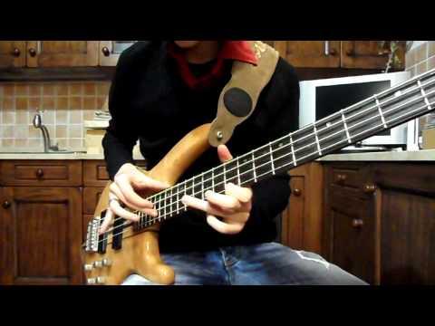 Van Halen's Eruption on Bass