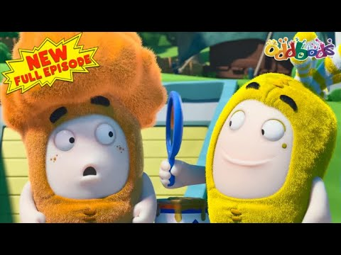 Oddbods | NEW | THE BALD AND THE BEAUTIFUL | Full EPISODE | Funny Cartoons For Kids