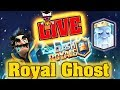 🌟CLASH ROYALE🌟I AIN'T AFRAID OF NO GHOSTS - SEE YOU LIVE