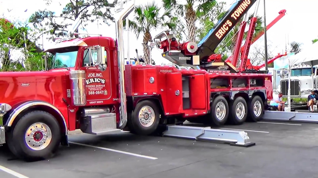 Florida Tow Show >> 2017 Florida Tow Show Orlando Tow Trucks New Products New Opportunities