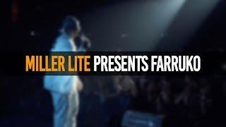 Farruko - Miller Lite Conciertos Originales