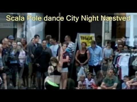 Flash Mob live at City Night Næstved 27.4.2012