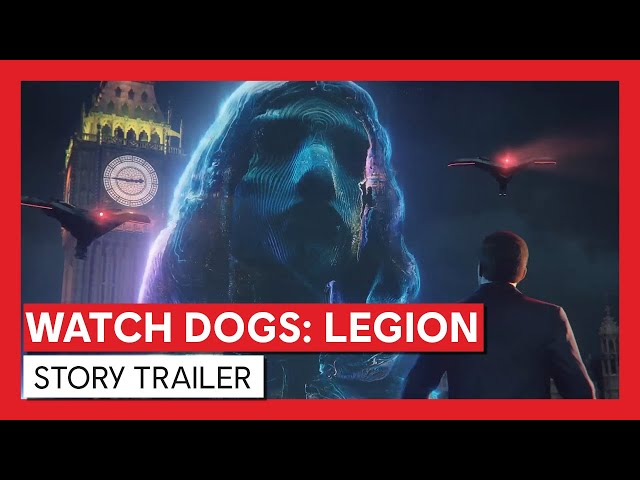 Watch Dogs: Legion - Story Trailer