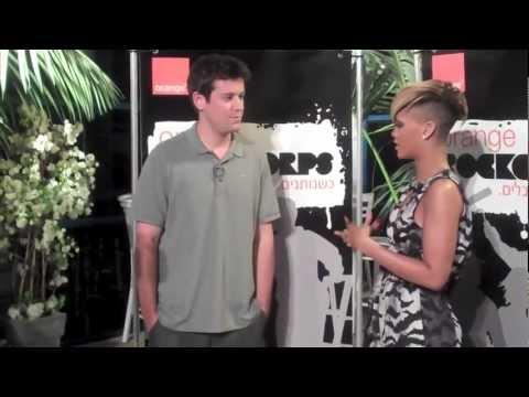 Rihanna Talks Drake, Rockstar, Travis Barker, Rockcorps And The Last Girl On Earth USA