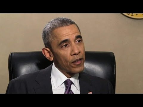 President Obama on the order to kill Osama Bin Laden