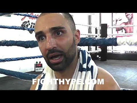 "MALIGNAGGI EXPLAINS WHAT MAYWEATHER CAN LEARN FROM MCGREGOR SPARRING CLIPS AND ""BAD"" MEDIA WORKOUT"