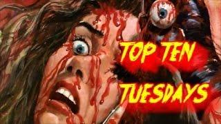 Top Ten Tuesdays Ep: 55- Horror DVD Box Sets