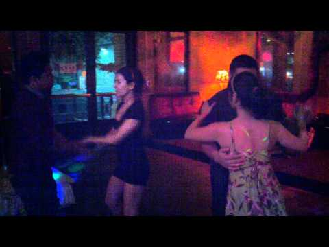 Salsa dancing Thurs at Wasted Velvet Night Club