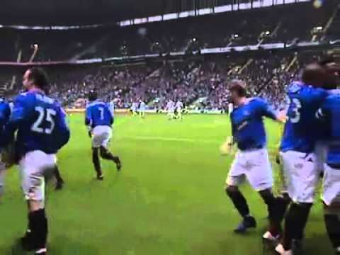 Ehiogu Overhead Kick Vs Celtic