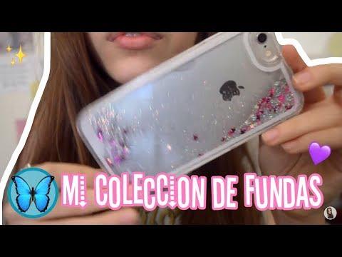 MI MEGA COLECCION DE FUNDAS    Tini Dominguez