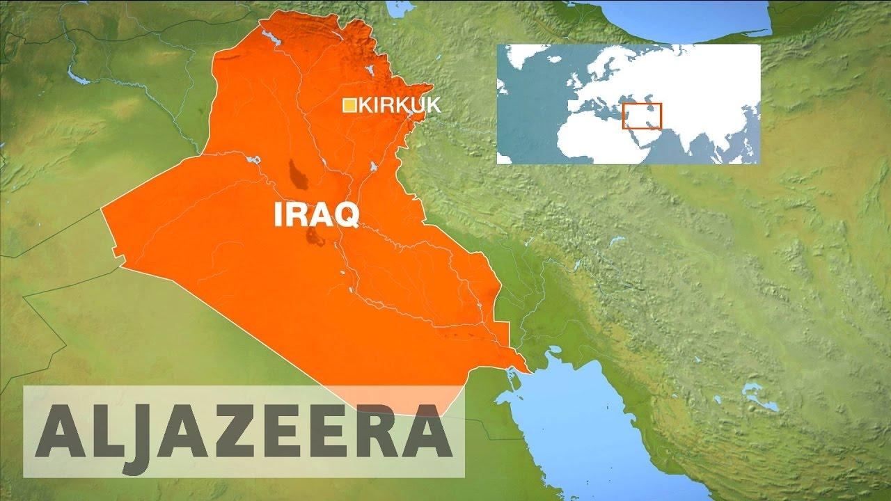Gunfire, blasts as ISIL attacks Kirkuk amid Mosul push