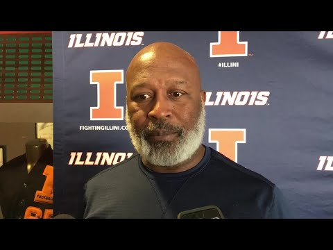 Lovie Smith Media Interview 2/26/18