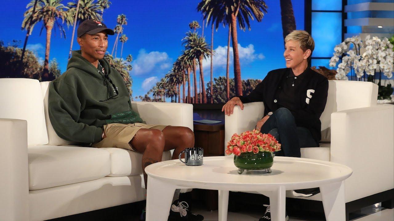 Pharrell's House Full of Kids Is Like Living in Oz