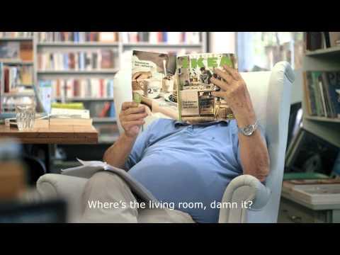 Le catalogue IKEA 2016 sous l'oeil critique de Hellmuth Karasek / La publication au plus grand tirage du monde obtient sa première critique littéraire