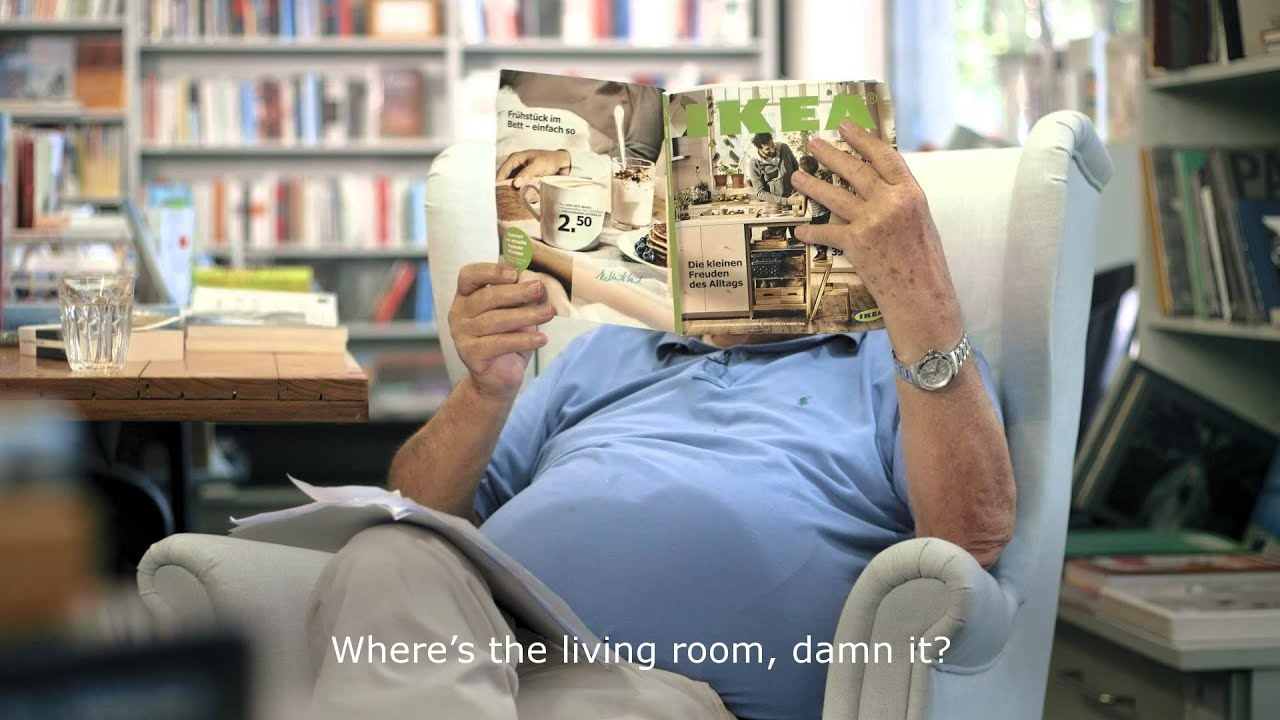 ikea catalog literary review. Black Bedroom Furniture Sets. Home Design Ideas