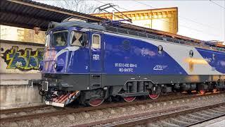 Trenuri/Vonatok Brasov si Bucuresti Nord 2020.11.04.