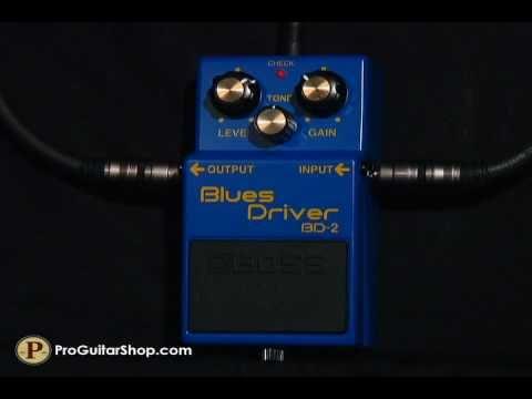 Boss Blues Driver