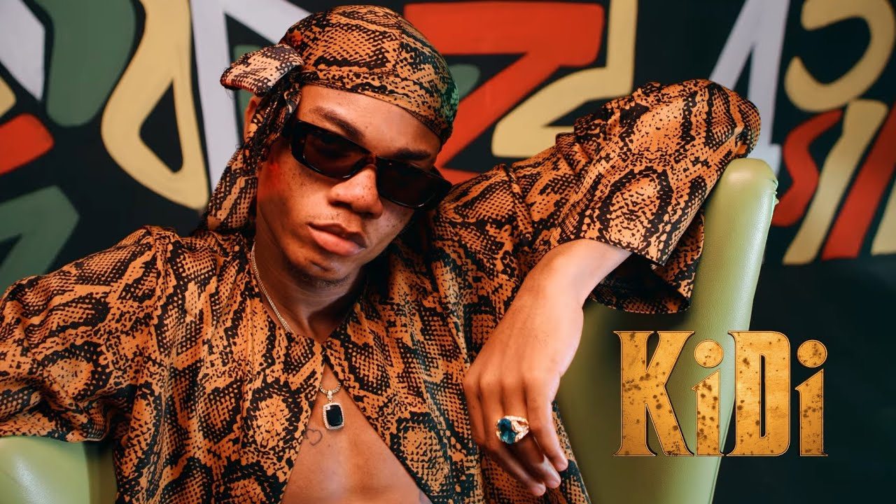 Download KiDi - Touch It (Official Video)