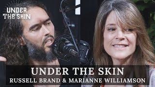 Russell Brand & Marianne Williamson | Under The Skin Full Episode Check out the rest of the the Under The Skin podcasts on Luminary - get 'em here: luminary.link/russell Subscribe to my channel here: ..., From YouTubeVideos