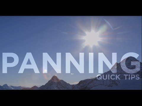 Panning In Photography - Quick Tips - Canon