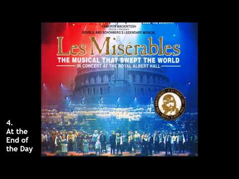 Les Misérables 10th Anniversary Concert: Live at the Royal Albert Hall 1995 [Full Soundtrack]