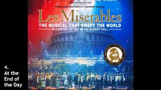 les misérables 10th anniversary concert live at the royal albert hall 1995 full soundtrack