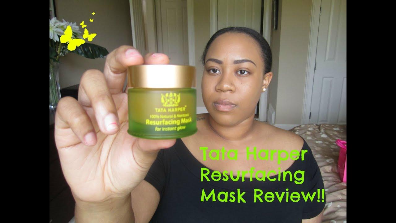 tata harper resurfacing mask instructions