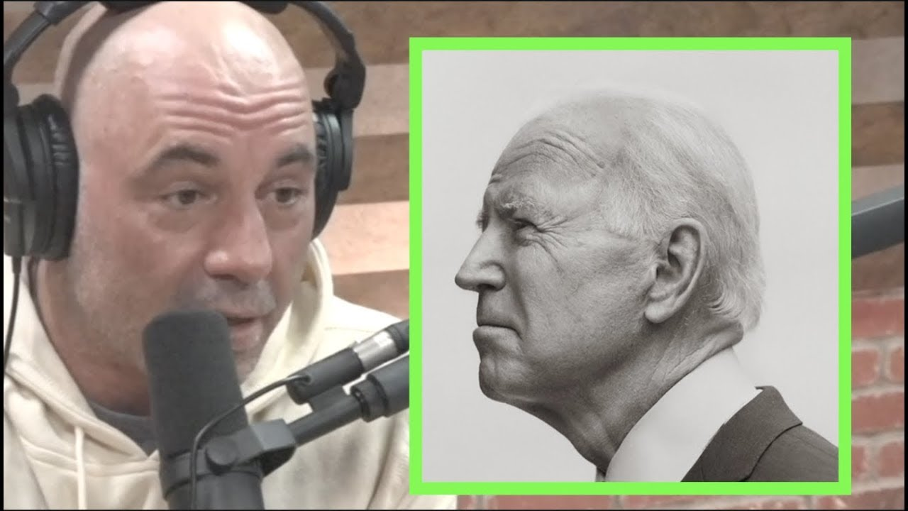 "Joe Rogan on Joe Biden's Speaking Problems ""Trumps Going to Eat Him Alive"""