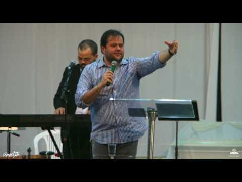 Culto Conectar  - Bispo Átila Jr - A Mensagem da Cruz - 09/10/16