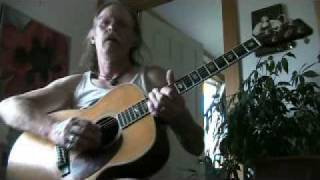 """Back Porch Symphony"" - Written & Performed By Terry Tufts"