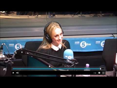 Nicola Murrells interview on BBC Radio 5 Live   Jan 2017