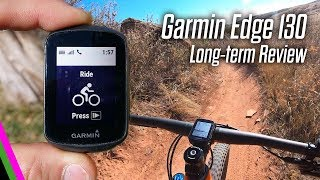 Garmin Edge 130 Long-Term Review - Small but MIGHTY
