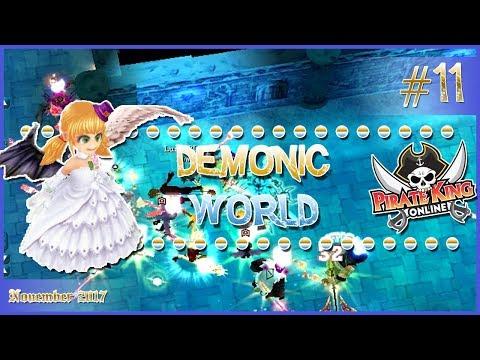 Pirate King Online - Demonic World PK [#11]